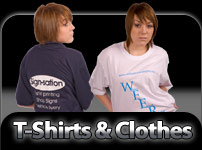 T-Shirt and Clothing printing